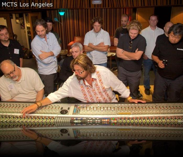 ASSR - Action packed event at Alan Parsons' Master Class