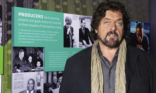 Alan Parsons in the GRAMMY Museum
