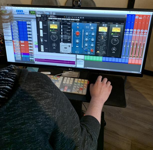 ParSonics Studios Montage