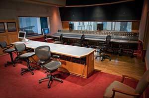 Ocean Way Control Room